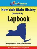 New York State History Lapbook