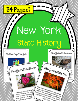 New York State History Unit.  U.S. History. 34+ Pages