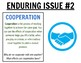 New York State (NYS) Enduring Issues Mini-Posters