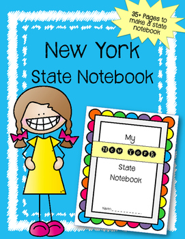 New York State Notebook. US History and Geography