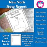 New York State Report
