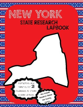 New York State Research Lapbook Interactive Project