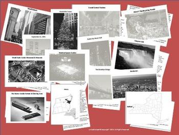 New York State Study & Bulletin Board Display