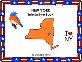 New York State interactive book grades pre-k - second: autism, social studies
