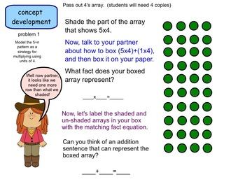 New York third grade math module 1 lessons 16-18