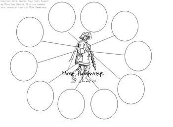 """New York's Bravest"" Character Graphic Organizer"