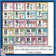 New Zealand 0-20 Number Posters with English & Maori plus numbers 10-100
