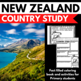 New Zealand Booklet Country Study