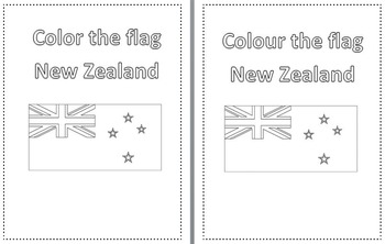 New Zealand A Research Project