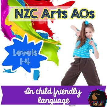 New Zealand Arts Achievement Objectives