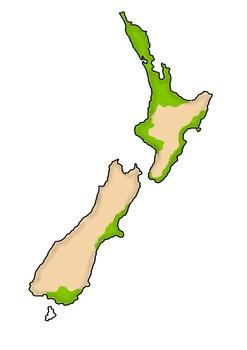 New Zealand Clip Art