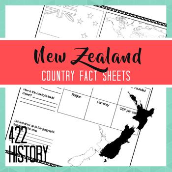 New Zealand Country Fact Sheet