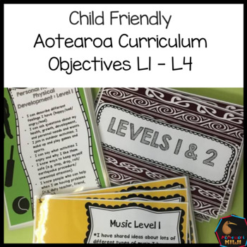 New Zealand Curriculum Bundle
