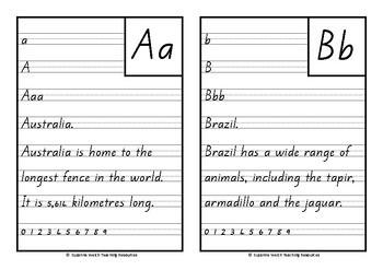 New Zealand Handwriting – Countries