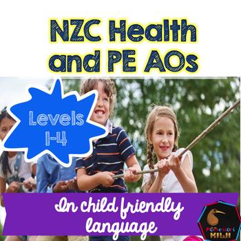 New Zealand Health and PE