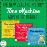 New Zealand History Reading Bundle | NZ School Journal Tim