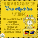 New Zealand History Reading | NZ School Journal Time Trave