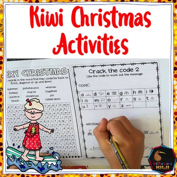 New Zealand Christmas activities