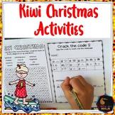 New Zealand Christmas activities