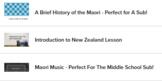 New Zealand & Maori Culture Substitute Bundle