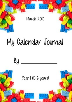 New Zealand: March 2015 Home Learning Journal: Year 1