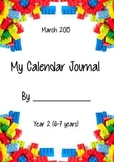 New Zealand: March 2015 Home Learning Journal: Year 2