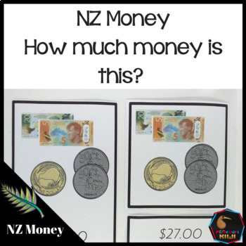 New Zealand Money - How much money is this?