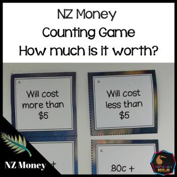 New Zealand Money Level 2 - Estimating amounts