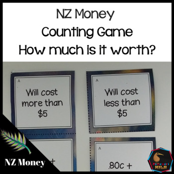 New Zealand Money Level 2 - Estimating amounts