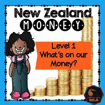 New Zealand Money level 1: money posters
