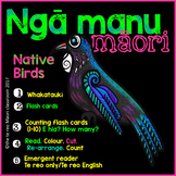 New Zealand Native Birds *Te Reo Maori*