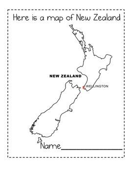 New Zealand Packet (Montessori)