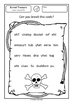 New Zealand Reading - Junior Journal 53 - Activity Worksheets