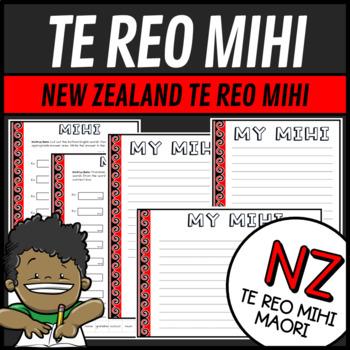 New Zealand Resources: Maori Mihi