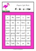 New Zealand Sight Words  -  4-in-a-row Game