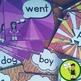 New Zealand Sight Words Flash Cards Magenta - Orange Levels