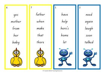 New Zealand Sight Words - FREE - word mats and word cards