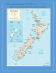 New Zealand Triple Map Quest and Geography Skills