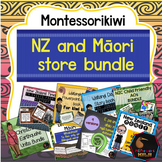 New Zealand and Maori MEGA Store Bundle