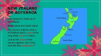 New Zealand power point