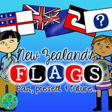 New Zealand Flags {Past, Present & Future}