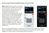 Getting to Know your TI-NSpire CX II or CX II CAS Calculator, TI's newest model