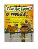 New or disorganized art teacher survival guide-Your Art Ro