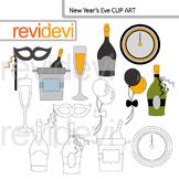 New year clip art