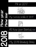New years reading goals flappable