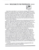 New/Beginning Teachers...Suggestions and Strategies