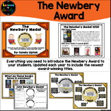 Newbery Award Books
