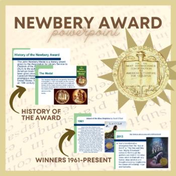 Newbery Award Power Point