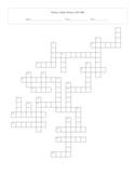 Newbery Medal Winners 1953-1980 Crossword with Key