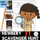 Newbery Scavenger Hunt from 2000